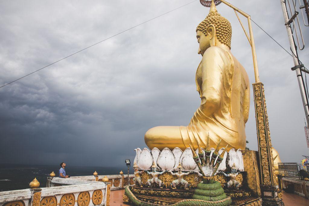 El Templo de la Cueva del Tigre | Recomendaciones para Escalar un Buda