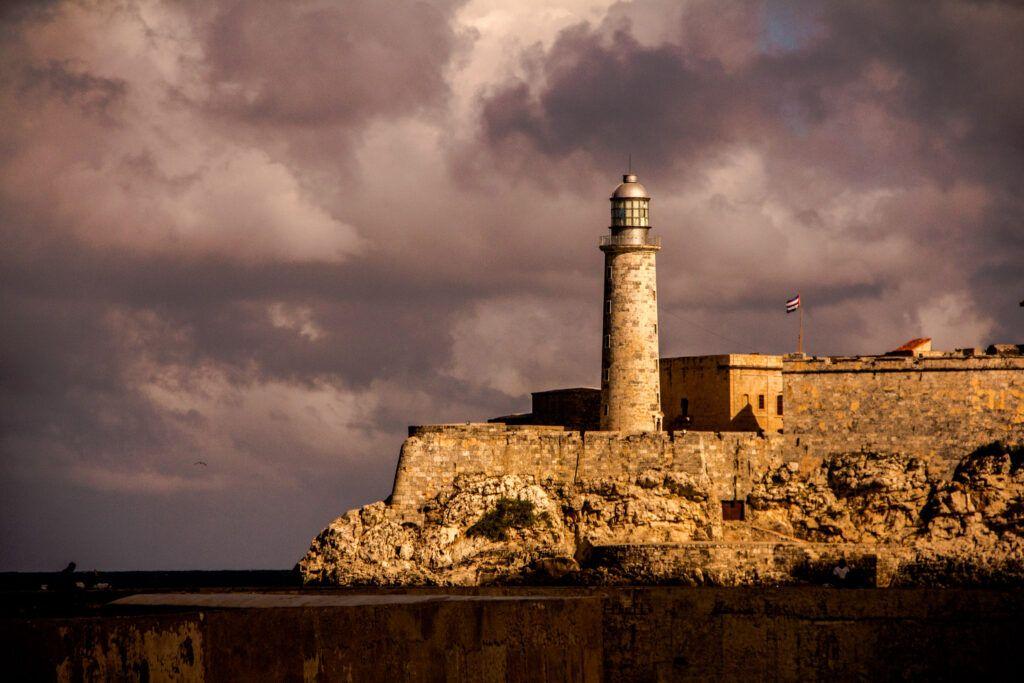 Malecón Y Fortaleza-La Havana, Cuba-2014