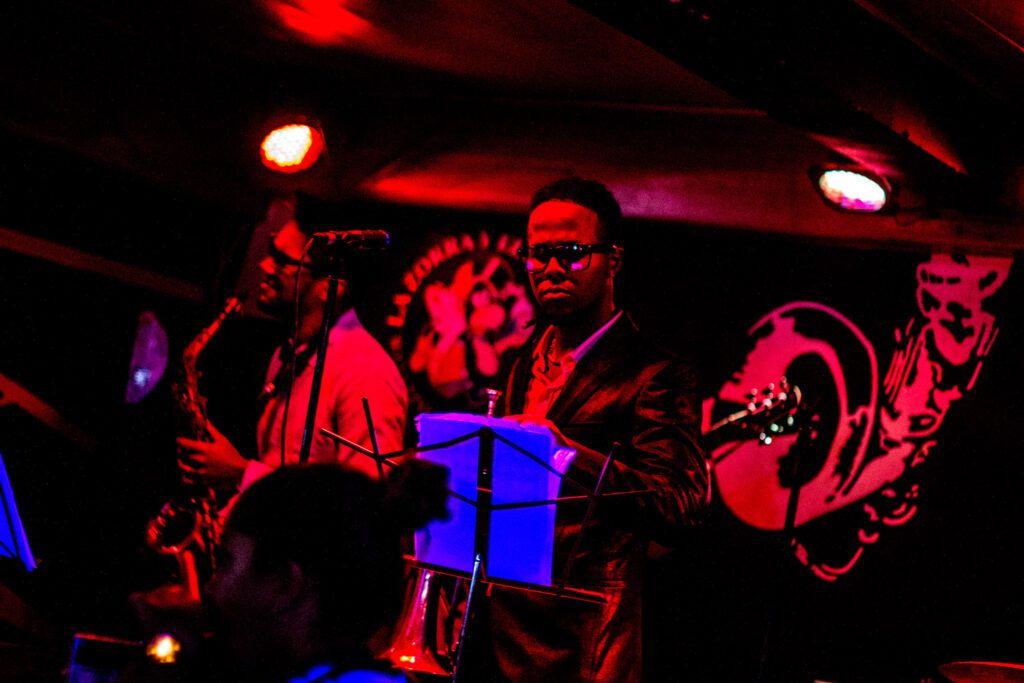 Jazz en la Zorra y el Cuervo-La Habana, Cuba-2014